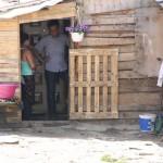 Unsere Partner in Satu Mare, Claudiu Matache bei der Arbeit in einer Roma-Gemeinde