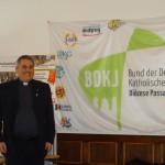 Pressekonferenz, 21. Oktober 2014, Wolfgang de Jong